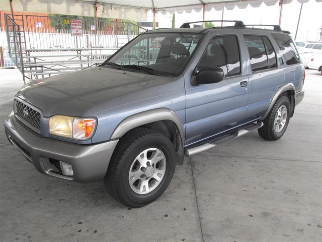2001 Nissan Pathfinder SE Please call or e-mail to check availability All of our vehicles are a