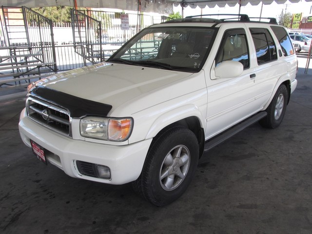 2001 Nissan Pathfinder LE Please call or e-mail to check availability All of our vehicles are a