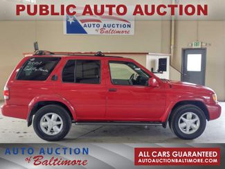 2001 Nissan Pathfinder LE | JOPPA, MD | Auto Auction of Baltimore  in Joppa MD