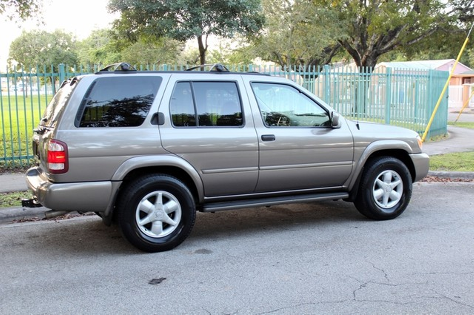 2001 nissan pathfinder le city florida the motor group