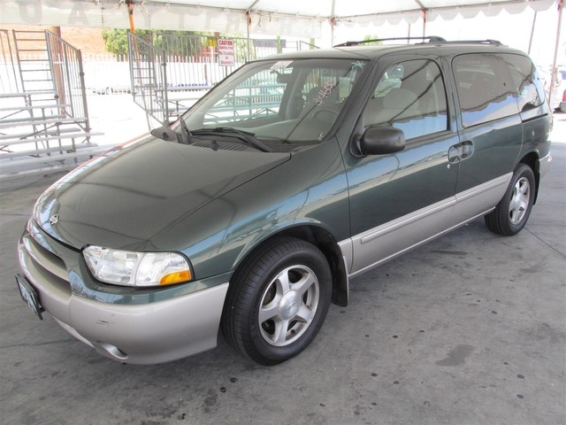 2001 Nissan Quest GXE This particular Vehicle comes with 3rd Row Seat Please call or e-mail to ch