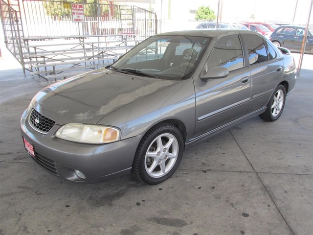 2001 Nissan Sentra SE Please call or e-mail to check availability All of our vehicles are avail