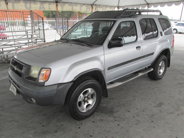 2001 Nissan Xterra XE Please call or e-mail to check availability All of our vehicles are avail