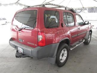 2001 Nissan Xterra SE Gardena, California 2