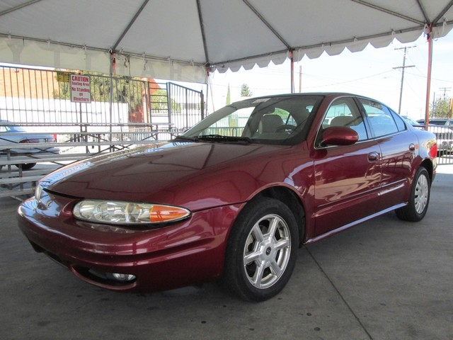 2001 Oldsmobile Alero GLS Please call or e-mail to check availability All of our vehicles are av