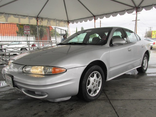 2001 Oldsmobile Alero GL1 Please call or e-mail to check availability All of our vehicles are av