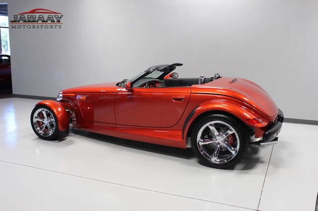 2001 Plymouth Prowler Merrillville, Indiana 35