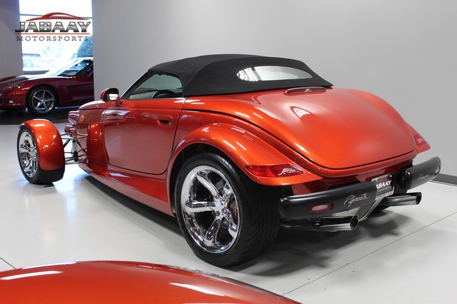 2001 Plymouth Prowler Merrillville, Indiana 25