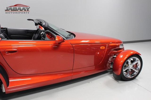 2001 Plymouth Prowler Merrillville, Indiana 37