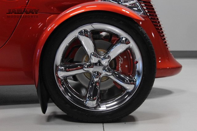 2001 Plymouth Prowler Merrillville, Indiana 45