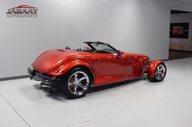 2001 Plymouth Prowler Merrillville, Indiana 38