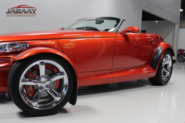 2001 Plymouth Prowler Merrillville, Indiana 29