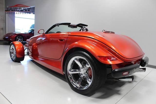 2001 Plymouth Prowler Merrillville, Indiana 2