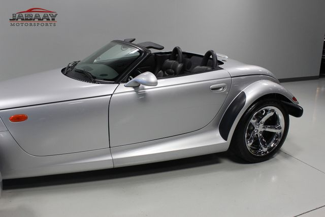 2001 Plymouth Prowler Merrillville, Indiana 32