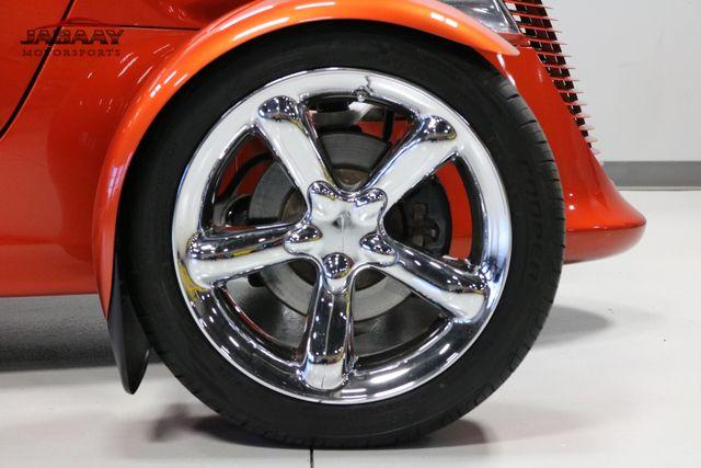 2001 Chrysler Prowler Merrillville, Indiana 43