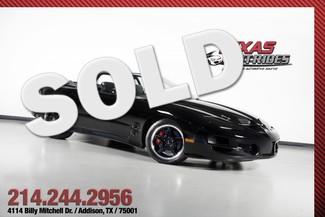 2001 Pontiac Firebird Trans Am WS6 500hp $25k Invested! Addison, Texas