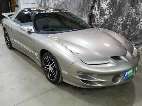 2001 Pontiac Firebird Trans Am in , ND