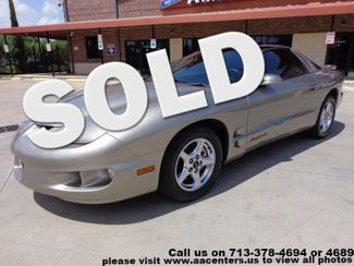 2001 Pontiac Firebird T-Top | Houston, TX | American Auto Centers in Houston TX
