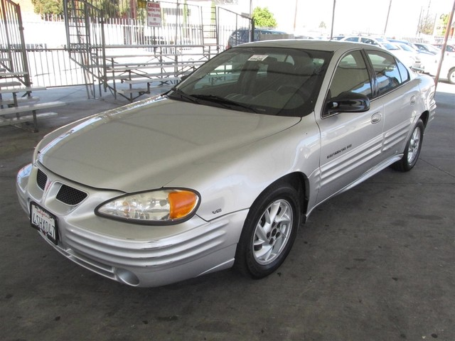 2001 Pontiac Grand Am SE1 Please call or e-mail to check availability All of our vehicles are a