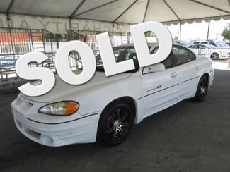 2001 Pontiac Grand Am GT Gardena, California