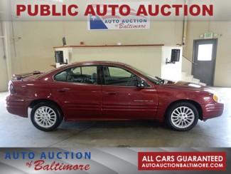 2001 Pontiac Grand Am in JOPPA MD