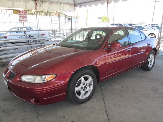 2001 Pontiac Grand Prix SE Please call or e-mail to check availability All of our vehicles are a