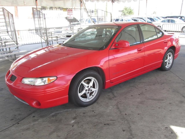 2001 Pontiac Grand Prix GT Please call or e-mail to check availability All of our vehicles are