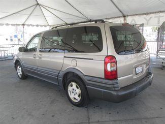 2001 Pontiac Montana w/1SC Pkg Gardena, California 1