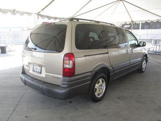 2001 Pontiac Montana w/1SC Pkg Gardena, California 2