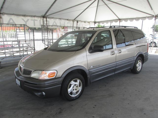 2001 Pontiac Montana w1SC Pkg This particular Vehicle comes with 3rd Row Seat Please call or e-m
