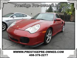 2001 Porsche 911 Carrera Turbo  in Campbell California