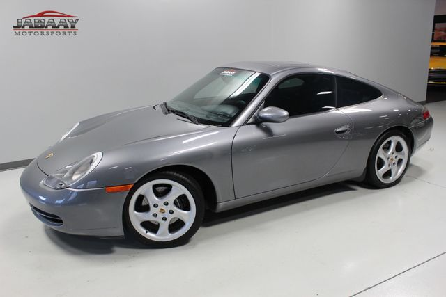 2001 Porsche 911 Carrera Merrillville, Indiana 25