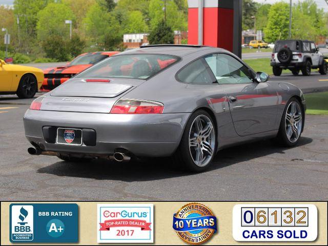 2001 Porsche 911 Carrera Targa AWD Mooresville , NC 2
