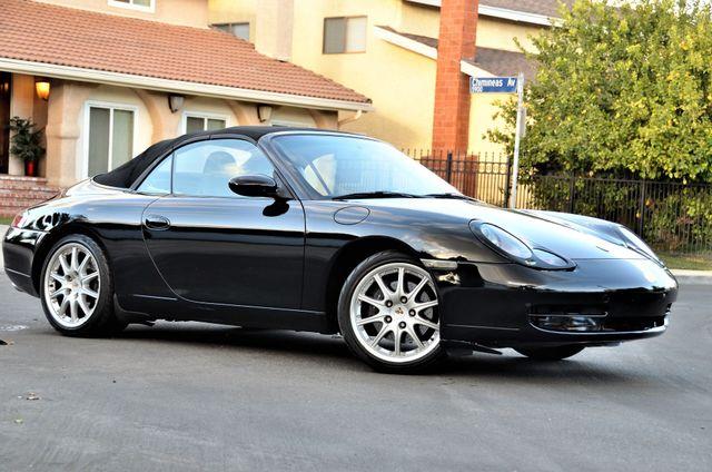 2001 Porsche 911 Carrera Reseda, CA 8
