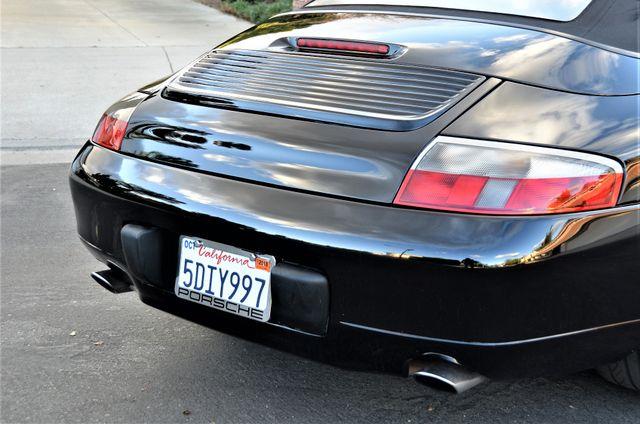 2001 Porsche 911 Carrera Reseda, CA 16