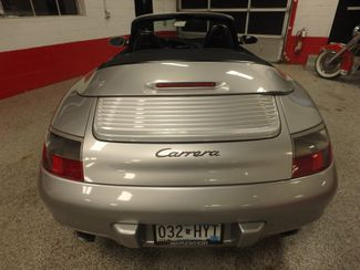 2001 Porsche 911 Carrera 2 CONVERTIBLE. BEAUTIFUL RIDE! Saint Louis Park, MN 12