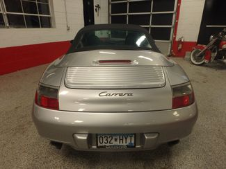 2001 Porsche 911 Carrera 2 CONVERTIBLE. BEAUTIFUL RIDE! Saint Louis Park, MN 10
