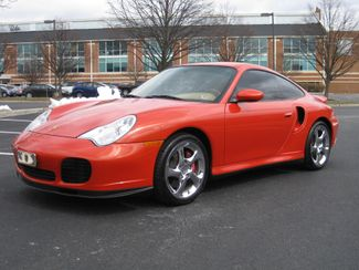 2001 Sold Porsche 911 Carrera Turbo Conshohocken, Pennsylvania 1