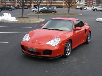 2001 Sold Porsche 911 Carrera Turbo Conshohocken, Pennsylvania 18