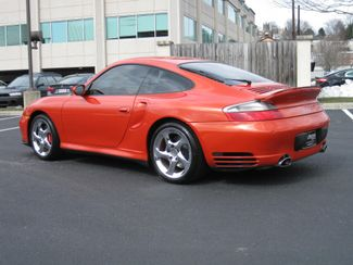 2001 Sold Porsche 911 Carrera Turbo Conshohocken, Pennsylvania 3