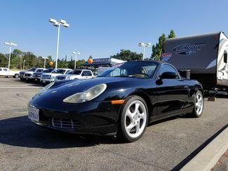 2001 Porsche Boxster Atascadero, CA