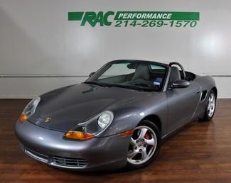2001 Porsche Boxster in Carrollton TX