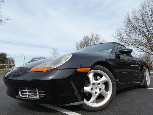 2001 Porsche Boxster Leesburg, Virginia 0