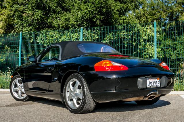 2001 Porsche Boxster  AUTO - LTHR - 95K MILES - 1-OWNER Reseda, CA 9