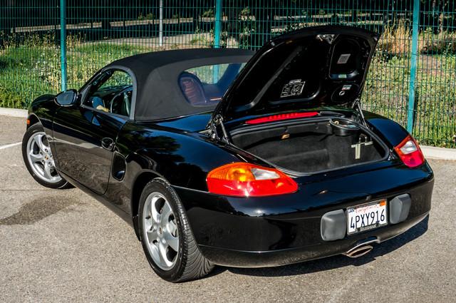 2001 Porsche Boxster  AUTO - LTHR - 95K MILES - 1-OWNER Reseda, CA 12