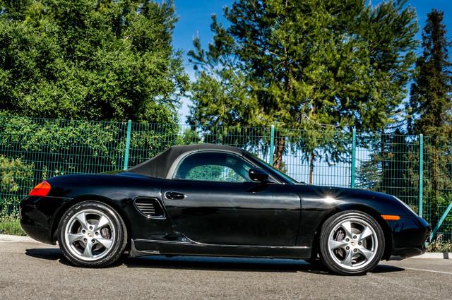 2001 Porsche Boxster  AUTO - LTHR - 95K MILES - 1-OWNER Reseda, CA 8