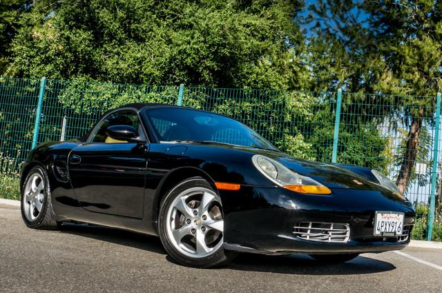 2001 Porsche Boxster  AUTO - LTHR - 95K MILES - 1-OWNER Reseda, CA 6