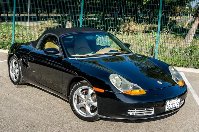 2001 Porsche Boxster  AUTO - LTHR - 95K MILES - 1-OWNER Reseda, CA 39