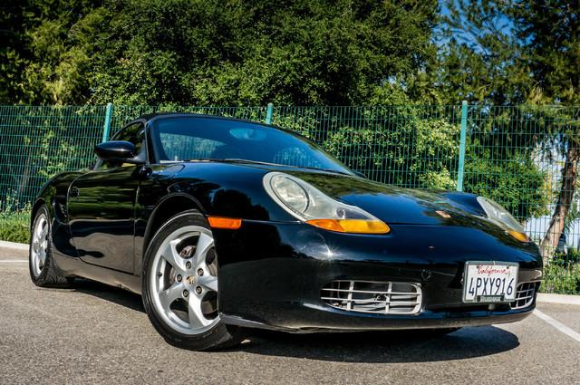 2001 Porsche Boxster  AUTO - LTHR - 95K MILES - 1-OWNER Reseda, CA 40