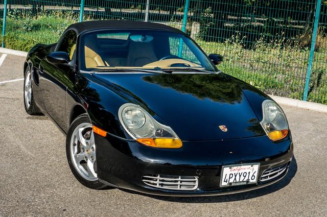 2001 Porsche Boxster  AUTO - LTHR - 95K MILES - 1-OWNER Reseda, CA 38